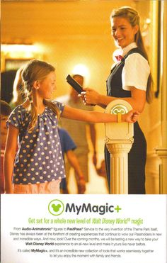 Disney World Magic Band.  How cool is this!  No more anxiety about losing the cards because all the tickets are always with you.