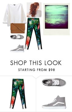 """Untitled #12286"" by jayda365 ❤ liked on Polyvore featuring Roberto Cavalli, Vans and Vince"