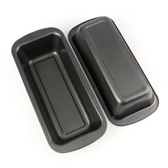 Tosnail Long Non-stick Loaf Pan Set, 9 x 3 - Pack of 2 -- You can find more details at : Baking pans