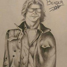 John Bender, The Breakfast Club John Bender, The Breakfast Club, Art Quotes, My Arts, Fan Art, Fanart, Breakfast Club