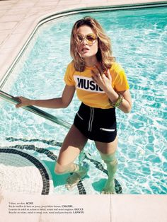 Love this outfit! #Summer #Glasses #Fashion #Style