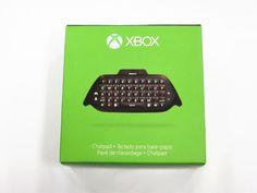 Official OEM XBOX ONE Chatpad Keyboard + Headset 5F7-00001 *BRAND NEW* #Microsoft