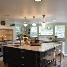 Everything and the Kitchen Sink: After image for TOH Reader Remodel Kitchen 2012