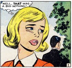 Hahahahaha! | Vintage Comic Panel, Pop Art via Comically Vintage.