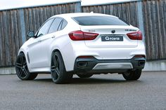 2016 G-Power BMW X6 M50d cars suv modified