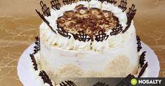 How to Make Toffifee Cake Matcha, Gourmet Recipes, Tiramisu, Birthday Cake, Cookies, Ethnic Recipes, Sweet, Desserts, Food