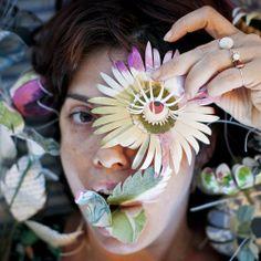 """Elena Borghi, scenographer """"Talents"""" portraits"""