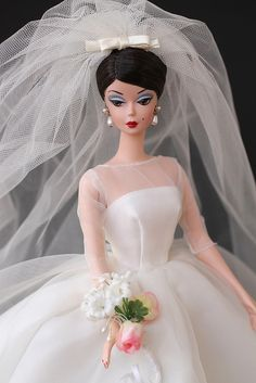 Maria Therese Barbie. Barbie is a registered trademark of Mattel, Inc.