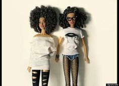 Barbie swag-where were THESE when I was little?!