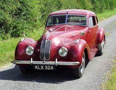 The secret world of Bristol Cars | London Evening Standard