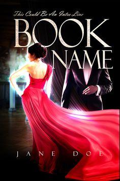Lady Premade Book Cover