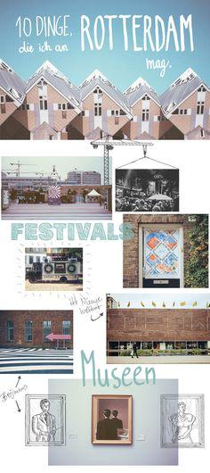 Architektur, Museen, Festivals, Vintage... - 10 Gründe für eine Städtereise nach Rotterdam