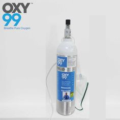 OXY99 oxygen cylinder is considered as the panacea for raising your oxygen level. Oxygen is mandatory for sustaining life on the planet earth. We need oxygen in adequate measure in order to work at our best capacity.