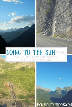 Glacier National Park: Going to the Sun Road - Welcome