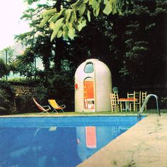 Claudio Makfitano, Igloette, for Tecnistall, Circa 1975