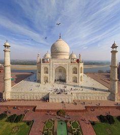5. Taj Mahal, Inde