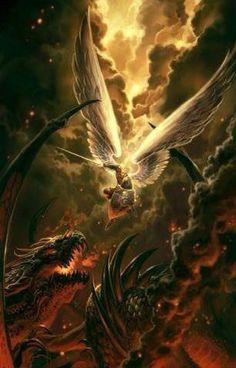 Spiritual battle...