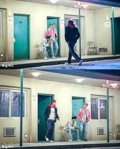 J-Hope Suga and RapMonster Jin, Rapmon, Bts Bangtan Boy, Namjoon, Bts Mv, Bts Boys, Bts Hd Pictures, Funny Pictures, K Pop