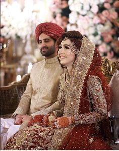The Effective Pictures We Offer You About Bridal Outfit wedding A quality picture can tell you many things. You can find the most beautiful pictures that can be presented to you about Bridal Outfit 20 Pakistani Bridal Makeup, Bridal Mehndi Dresses, Pakistani Wedding Outfits, Muslim Brides, Bridal Lehenga Choli, Pakistani Wedding Dresses, Bridal Outfits, Couple Wedding Dress, Wedding Wear