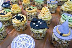 Halloween cupcakes. Cupcakes Halloween.