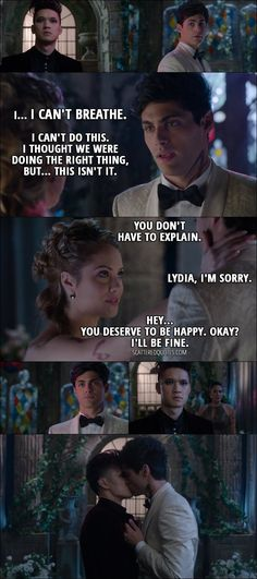 I love malec so much!!!!  Great scene in shadowhunters.