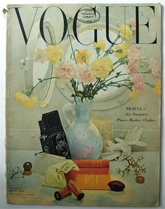 VOGUE Magazine May 15, 1948