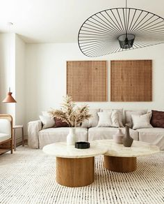the Scandinavian inspired room shows perfect harmony with the unique curving shapes and neutral pallet its very soft and comforting. Home Decor Inspiration, Living Room Inspo, Home Living Room, Interior, Home Decor, Room Inspiration, House Interior, Home Interior Design, Interior Design