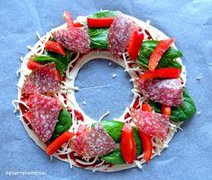 Rezepte mit Herz   ♥: Pizzakranz