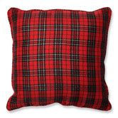 Found it at Wayfair - Holiday Plaid Throw Pillow