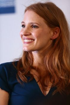 Hair by Carlos Ferraz at Carol Hayes Management #jessicachastain #cannesfilmfestival
