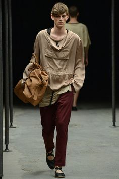 Dries Van Noten   Spring 2015 Menswear Collection   Style.com look36
