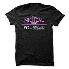 #Hoodie... Nice T-shirts (Deal of the Day) Its A MICHEAL Thing . WeedTshirts  Design Description: If youre A MICHEAL then this shirt is for you!If Youre A MICHEAL, You Understand ... Everyone else has no idea ;-) These make great gifts for other family members  If you do not...