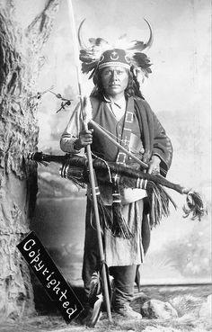 Sigor Peso - Apache - 1886