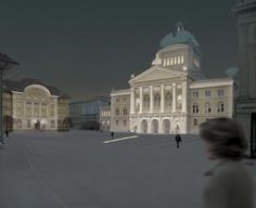Bundesplatz Bern :: Neugestaltung