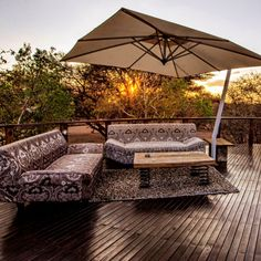 Mbala Private Camp is a picturesque eco-friendly game lodge tucked away in the lovely Limpopo bushveld. Game Lodge, Outdoor Furniture, Outdoor Decor, Lodges, Eco Friendly, Camping, Patio, Places, Safari