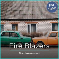 fire abatement, a clothing line, fashion, a mobile app. There are tons of development opportunities with Fire Blazers! Business Names, Moving Forward, Mobile App, Blazers, Fire, Marketing, Clothing, Ideas, Blazer