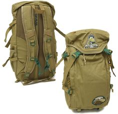Gravis x Benny Gold Contra Expedition Rucksack