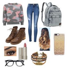 """""""#goodgood"""" by hannahsdisney on Polyvore featuring Ilia and Casetify"""