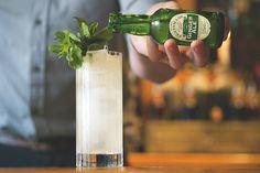 #Gin #GinCocktail #Cocktail #GingerAle #GlasgowBars #GinBar #TheFinnieston