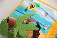 Привет мои хорошие! Я к Вам сегодня с готовой книжечкой, которую дошила недавно))) Книжка про мишку путешественника, для мальчика ...