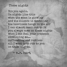 These nights nr hart