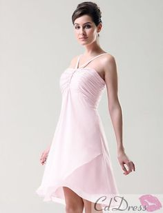 Would this be cute in Caribbean blue? For a bridesmaid.