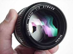 Explains Nikon lens technology with the appropriate codes and with types of cameras that they work with.