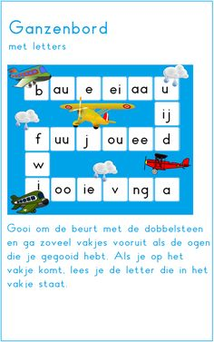 Lijn 3, thema 6.. Ganzenbord met letters. Aanpassen naar woordje schrijven Afrikaans Language, Letter Symbols, Busy Boxes, Teaching Letters, Creative Teaching, Kids Education, Classroom Management, Kids And Parenting, Kids Learning