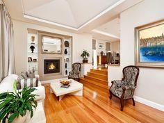 amazing split level living room | Split level kitchen diner want something like this in my ...
