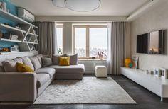 De la 3 la 4 camere - design functional intr-un apartament pentru o familie cu 2 copii- Inspiratie in amenajarea casei - www.povesteacasei.ro