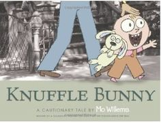 Knuffle Bunny: A Cautionary Tale by Mo Willems. Autographed and Doodled by the author, Mo Willems. Personally signed by Mo Willems with a drawing of a Knuffle Bunny head directly on the title page. Mo Willems, Best Children Books, Childrens Books, Toddler Books, Children Stories, Baby Books, Toddler Art, Infant Toddler, Young Children