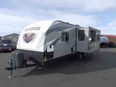 2016 New Heartland WILDERNESS 2750 RL, 1 SLIDE, REAR LOUNGE, ELITE PACKAGE Travel Trailer in California CA.Recreational Vehicle, rv, WE DO NOT CHARGE FOR PDI OR PREP FEE'S LIKE OTHER DEALER'S! NEW 2016 HEARTLAND WILDERNESS 2750 RL MODEL PULL TRAVEL TRAILER, 30 FT LONG, 1 SLIDE OUT, DRY WEIGHT 5561 LBS, HALF TON TOWABLE! UPGRADED POWER PACKAGE, UPGRADED ELITE PACKAGE INCLUDING TAN FIBERGLASS AND BLACK DIAMOND PLATE, DUAL ENTRY DOORS, REAR LOUNGE CHAIRS WITH LARGE REAR BAY WINDOW, FRONT…