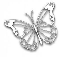 Memory Box Stanzform Schmetterling Finn /Finn Butterfly 18€