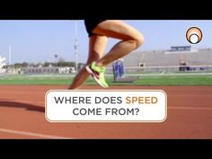 You can increase your running speed right now. Run faster right after reading this article & watching this video by an Olympic Coach Dr. Running Tips, Running Women, Run Cycle, Marathon Runners, How To Run Faster, Olympics, How To Become, Youtube, Gym